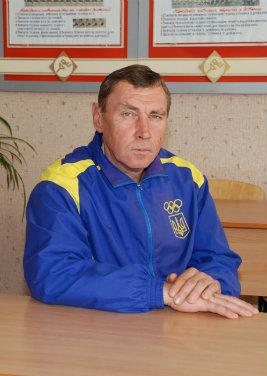 Гужва С.О. – тренер – викладач першої категорії.