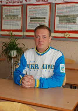 Петеримов В.О. - майстер спорту.