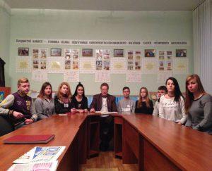 Зустріч студентів з юристом коледжу Агєєвим В. Г