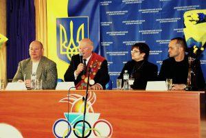 Регіональна науково – теоретична конференція «Українські спортсмени на Олімпійських іграх – погляд в історію»