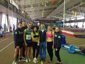 Легкоатлетичний чемпіонат України