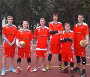 Збірна коледжу з баскетболу