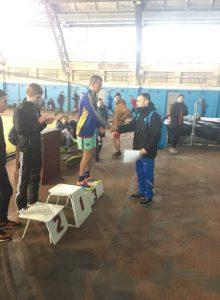 на юнацький чемпіонат України з легкої атлетики