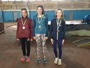 Чемпіонат міста Дніпра і змагання серед вищих навчальних закладів I-IV рівня акредитації з легкої атлетики