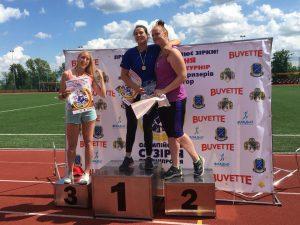 Чемпіонат Дніпропетровщини Олімпійське сузір'я придніпров'я